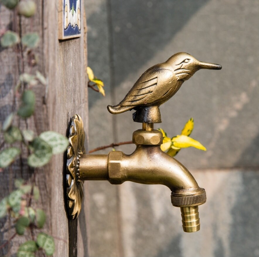 Home Decorative Water Ball Tap