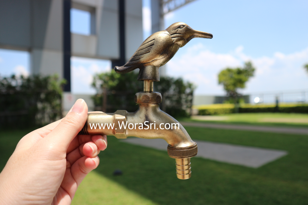 Ball Water Tap Home Decorative