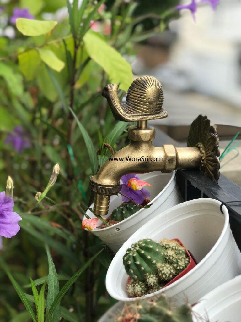 Garden Water Tap ก๊อกน้ำตกแต่งสวน
