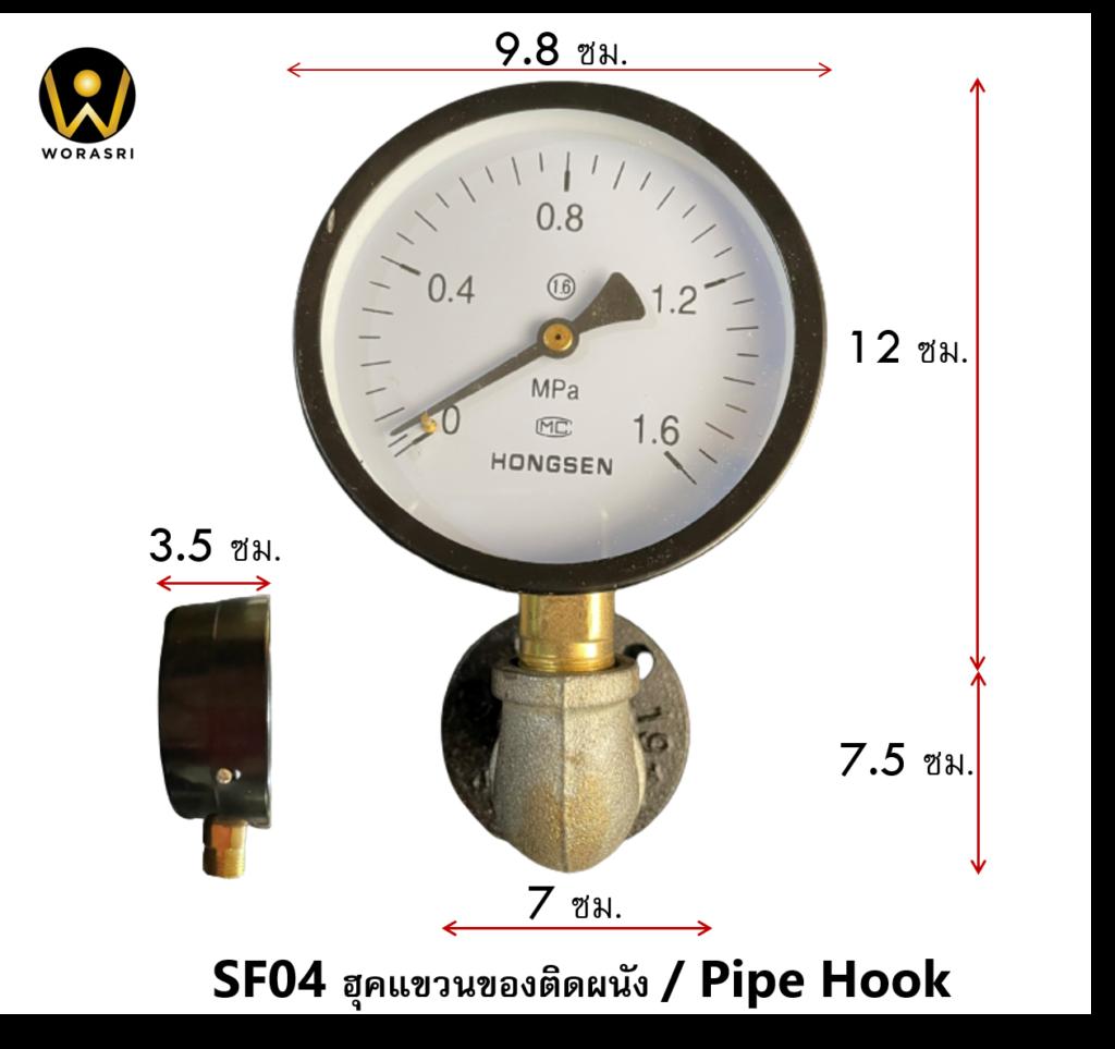 Pipe Hook Gauge